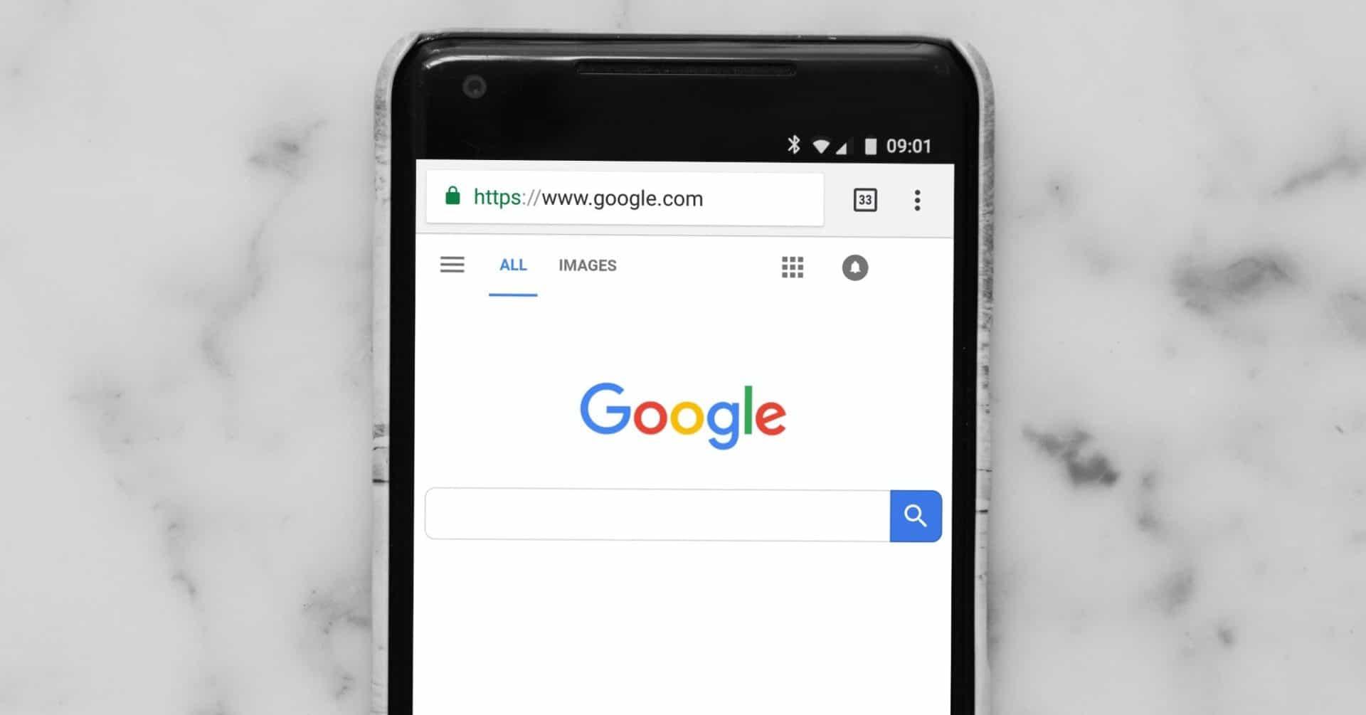 seo is belangrijk voor de google zoekmachine op smartphone